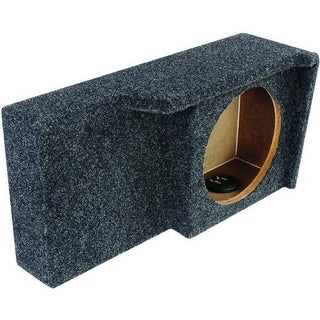 ATREND ATRA37110CPB Atrend A371-10Cp B Box Series 10-Inch Single Down-Fire Subwoofer Boxes