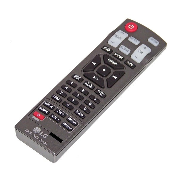 OEM LG Remote Control Originally Shipped With: NB5540