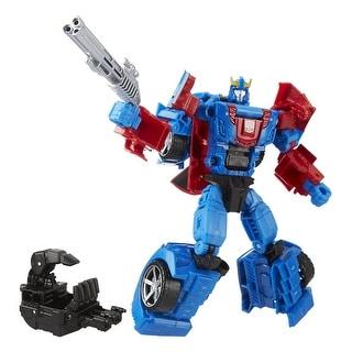 Transformers Generations Combiner Wars Action Figure: Smokescreen
