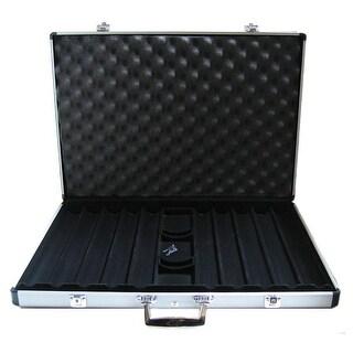 JP Commerce 1000CASE 1000 Piece Aluminum Poker Chip Case