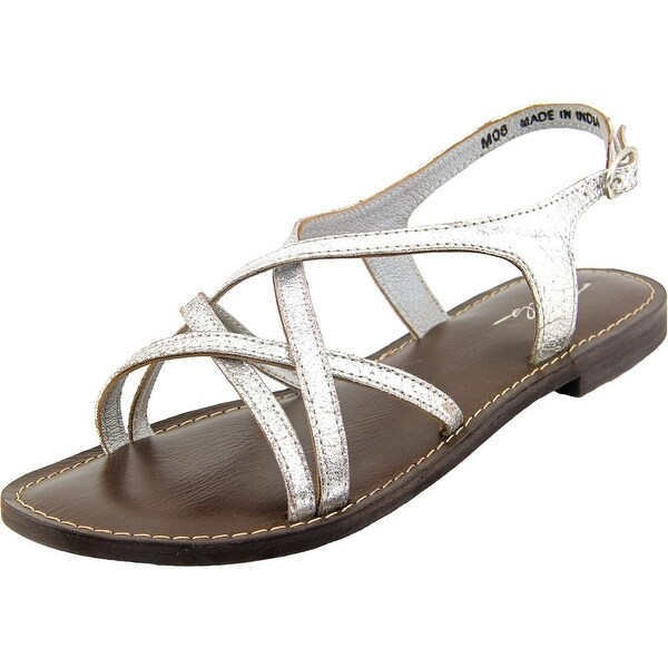 Rebels Terri  Women  Open Toe Leather  Gladiator Sandal