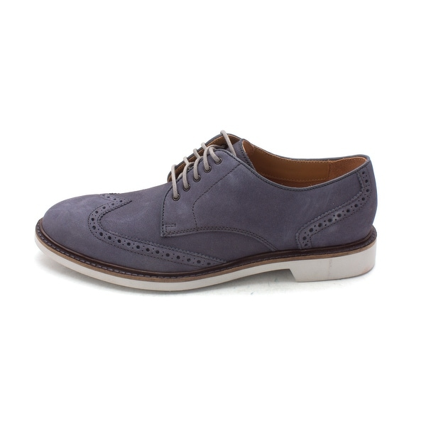 Cole Haan Mens Franklin Wing II Lace Up Casual Oxfords - 8.5