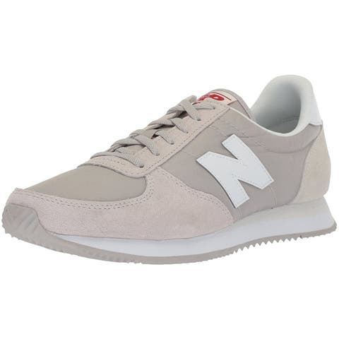 New Balance Womens Wl220bg Low Top Lace Up Running Sneaker