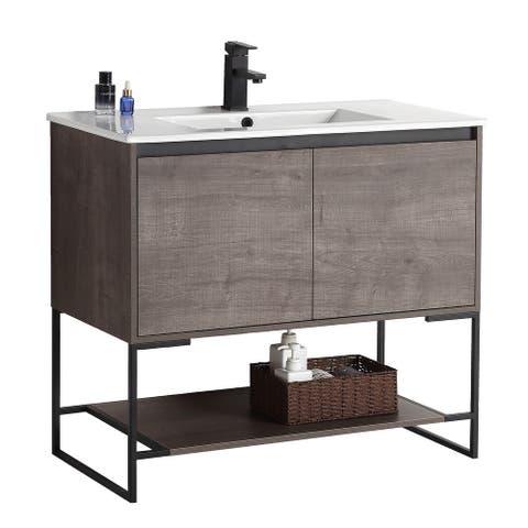 Fine Fixtures Urbania Collection Bathroom Vanity