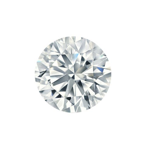 Auriya 1/2ct GIA Certified Round Diamond Loose Stone (I VVS2)