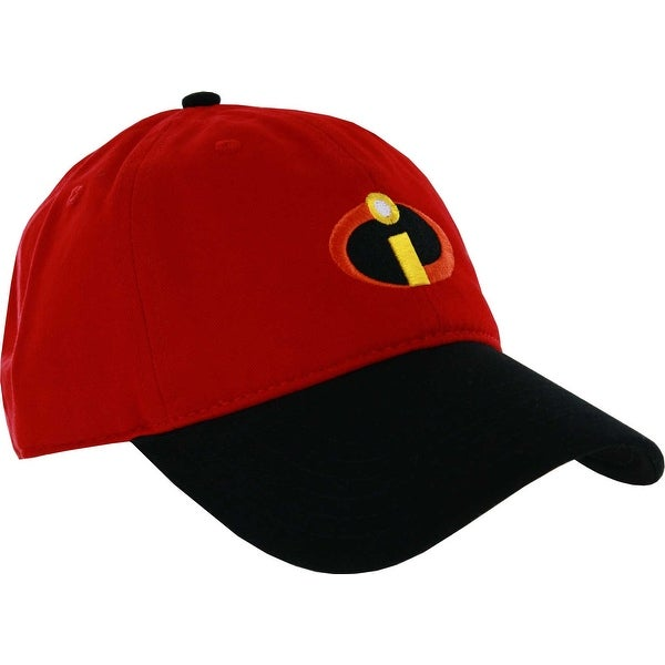 354b7ce7b99c2 Shop The Incredibles Logo Dad Cap - Free Shipping On Orders Over  45 -  Overstock - 23526510