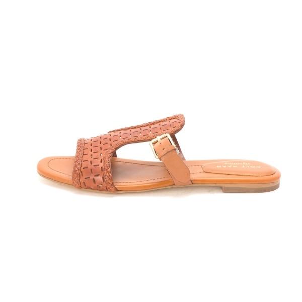 Cole Haan Womens Kendalsam Open Toe Casual Slide Sandals - 6