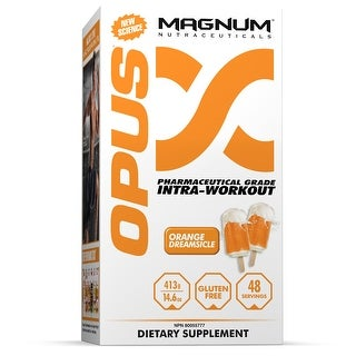 Magnum Nutraceuticals Opus (Orange Dreamsicle) - Pharmaceutical Grade Intra-Workout