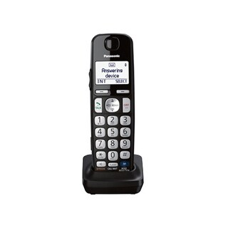 Panasonic KX-TGEA20B Extra Digital Cordless Handset Works W/ KX-TGE210B Base New