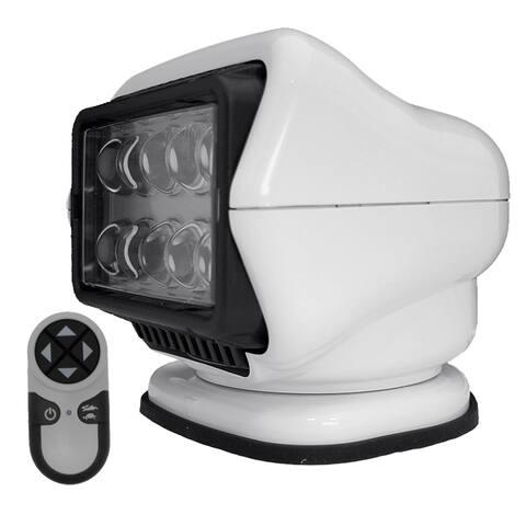 Golight led stryker wireless handheld remote mag white