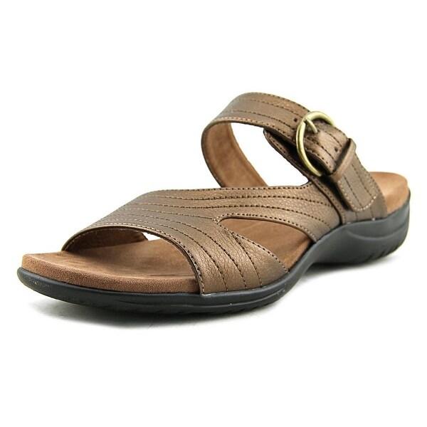 Easy Street Flicker Women Bronze Sandals