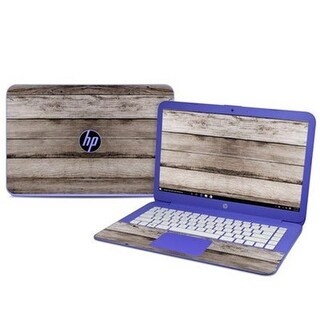 DecalGirl HS14-BWOOD HP Stream 14 in. Skin - Barn Wood