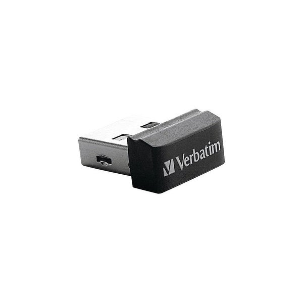 Verbatim GB3329B Verbatim Store n Stay 16 GB USB 2.0 Flash Drive