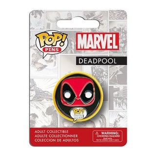 Marvel Funko POP Pins: Deadpool