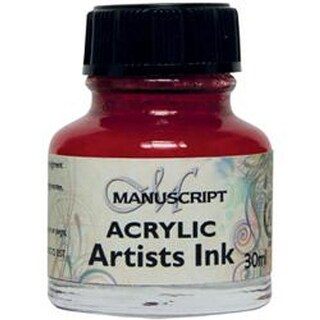 Crimson -30Ml Ink Bottle