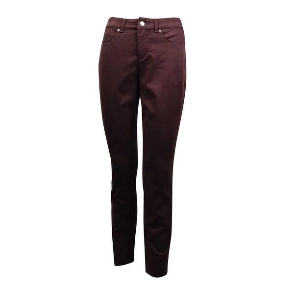 Charter Club Women's Bristol Skinny Leg Ankle Jeans