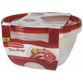 Rubbermaid 1787831 Take Alongs Food Storage Container, 15.7Cups