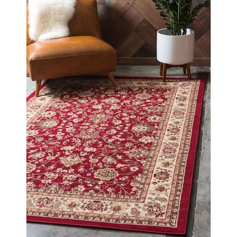 Unique Loom Washington Sialk Hill Oriental Area Rug
