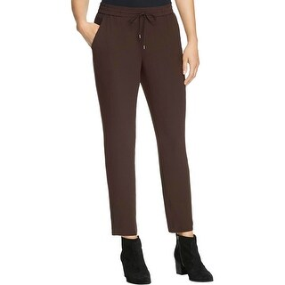 Eileen Fisher Womens Ankle Pants Silk LightWeight