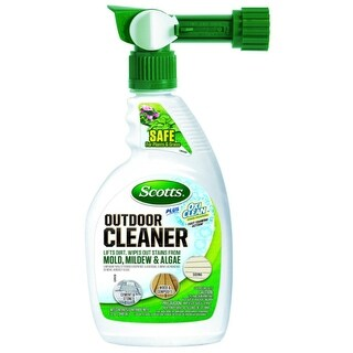 Scotts 51060 Plus Oxi Clean Outdoor Cleaner, RTS, 32 Oz
