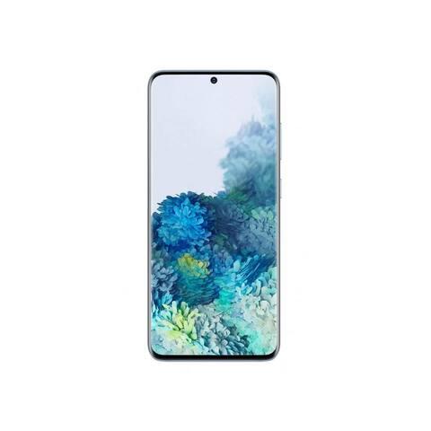 Samsung Galaxy S20 128GB G980F/DS 8GB RAM Factory Unlocked Smartphone - Cloud Blue