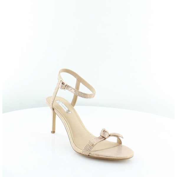 INC International Concepts Laniah Women's Sandals LT Rose - 8