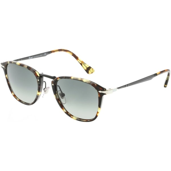 afdbc46ef2 Persol PO3165S-105771-50 Brown Clubmaster Sunglasses - Free Shipping ...