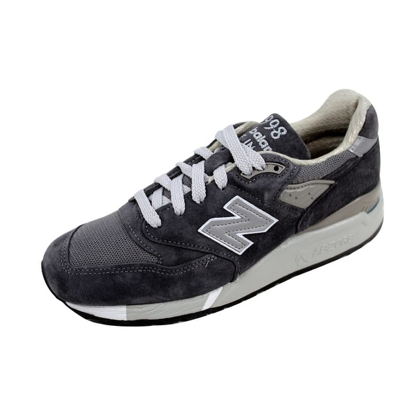 New Balance Women's 998 Grey/Charcoal W998CH