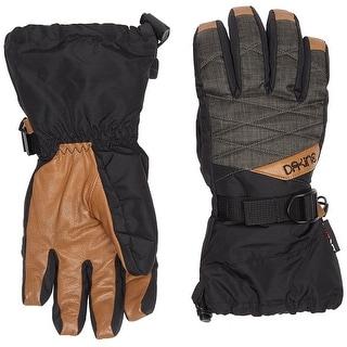 Dakine 01300375 Womens Tahoe Glove, Charcoal - Small