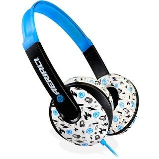 Aerial7 Arcade Children's Headphones - Sonic (Blue)
