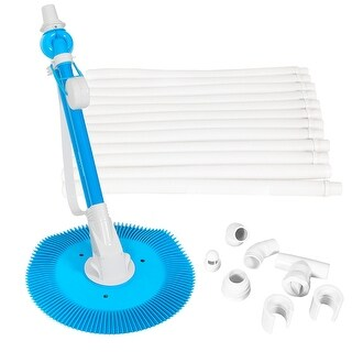 Arksen Automatic Pool Cleaner Inground & Above Ground Swimming Vacuum Hoses Set
