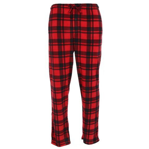 Hanes Men's Fleece Pajama Pants