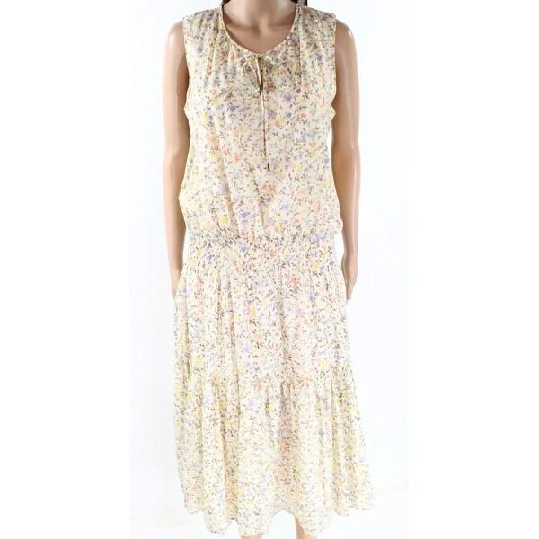 Lauren by Ralph Lauren Women's Floral-Print Shift Dress