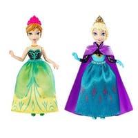 Disney Frozen Princess Sisters Celebration Small Doll Set