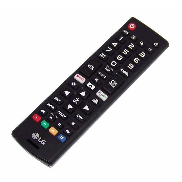 NEW OEM LG Remote Control Originally Shipped With 55UJ6540, 60UJ6050, 60UJ6300