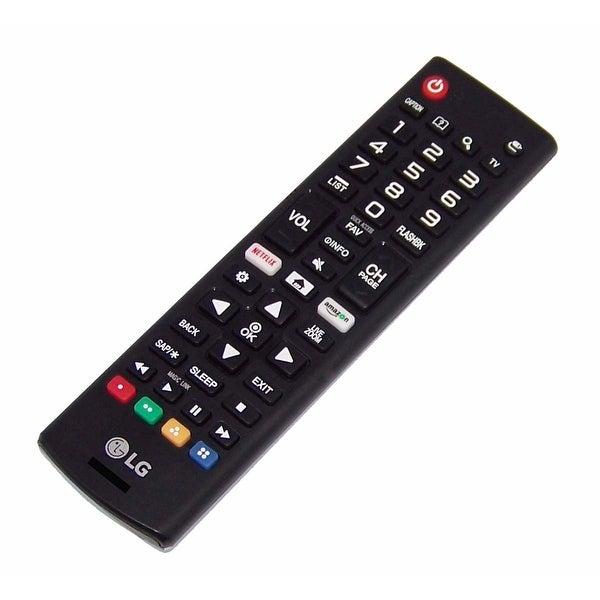 OEM LG Remote Control Originally Shipped With 55LJ550M, 55LJ550MUB, 55LJ550M-UB