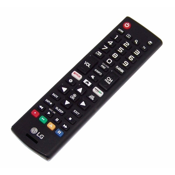 OEM LG Remote Control Originally Shipped With 55UJ6050, 55UJ6050UC, 55UJ6050-UC