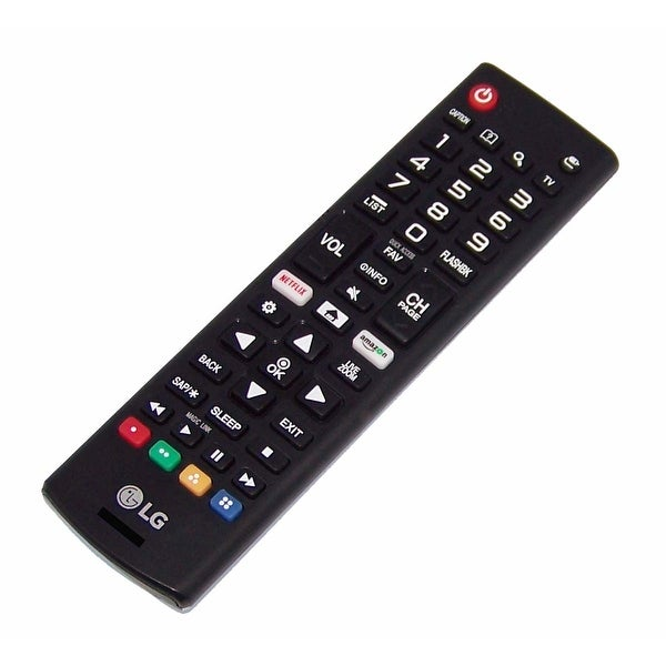 OEM LG Remote Control Originally Shipped With 60UJ6350, 60UJ6350UC, 60UJ6350-UC