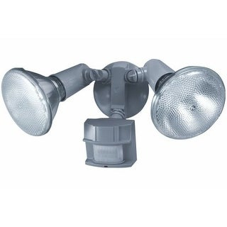 2 Light 150 Degree Motion Activated Security Flood Light