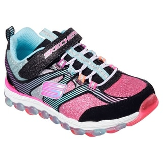 Skechers 80036 BKMT Girl's SKECH-AIR ULTRA - GLAM IT UP Sneaker