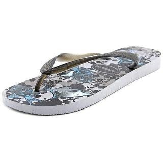 Havaianas Conservation International Open Toe Synthetic Flip Flop Sandal