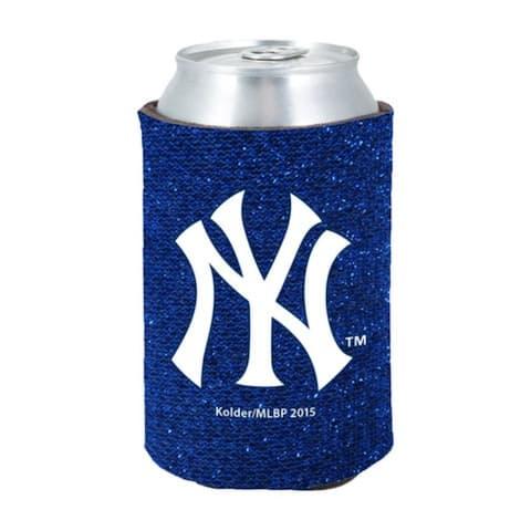 New York Yankees Navy Kolder Kaddy Can Holder - Glitter