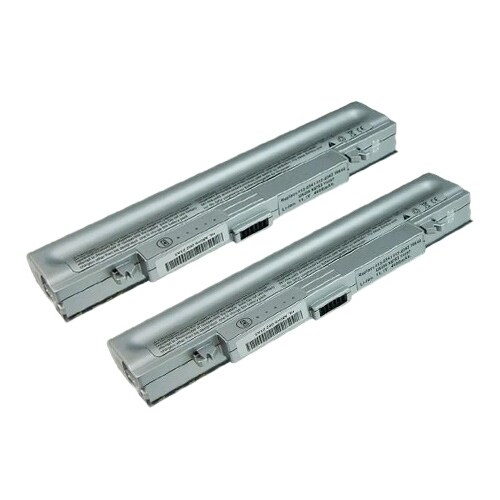 Battery for Dell 3120341 - 2-Pack Replacement Battery