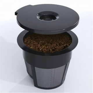 Medelco Cafe Brew Collection RK303 Just-A-Cup Reusable Coffee Pod, 2 Pack