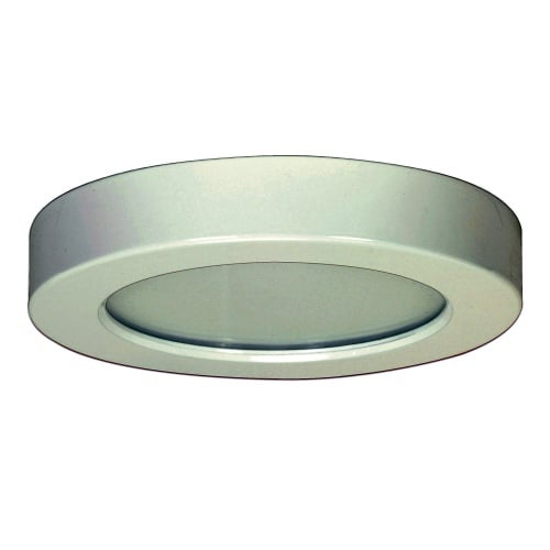 Nuvo Lighting S9323 Blink 1 Light LED Energy Star Flush Mount Ceiling Fixture - 5 Inches Wide