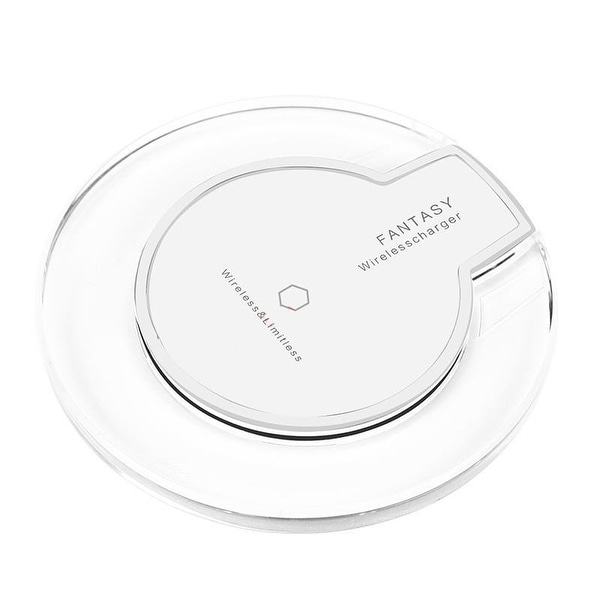 Shop Indigi Qi Certified Wireless Charging Pad