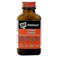 Dap 3Oz Contact Cement 00107 Unit: EACH