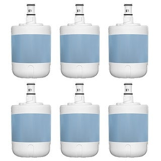Replacement KitchenAid EDR8D1 Refrigerator Water Filter (6 Pack)