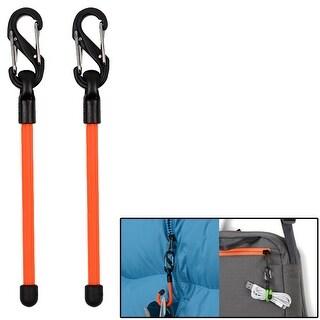 Nite ize gear tie clippable twist tie 3 bright orange 2pk glz-31-2r7