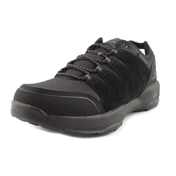 Skechers Gowalk Outdoors2 Men Black Walking Shoes